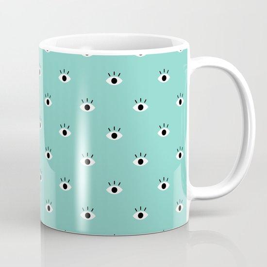 Blue Vision Coffee Mug