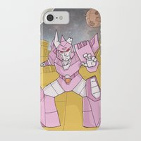 transformers iPhone & iPod Cases featuring Transformers - Cyclonus by Demonology7789
