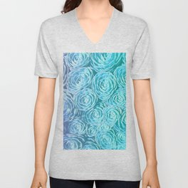 California Succulents Unisex V-Neck