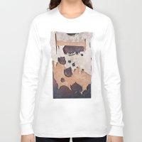 nightmare Long Sleeve T-shirts featuring Nightmare by Elise Leutwyler