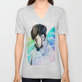GD (GDRAGON) Unisex V-Neck