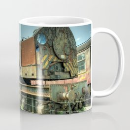The Old Steam Crane Coffee Mug
