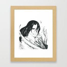Brotherkiller Framed Art Print