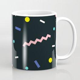 Memphis pattern 58 Coffee Mug