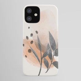 Modern Abstract Art IV  iPhone Case