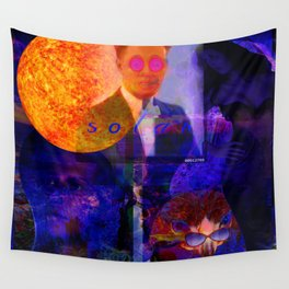 Solar and the Women Wall Tapestry