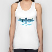 hiccup Tank Tops featuring How To Train Your Dragon by Alyn Spiller