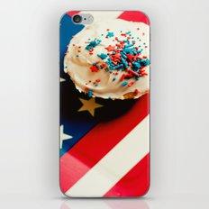 Happy Birthday USA iPhone & iPod Skin