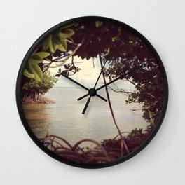 KAHALUU Wall Clock