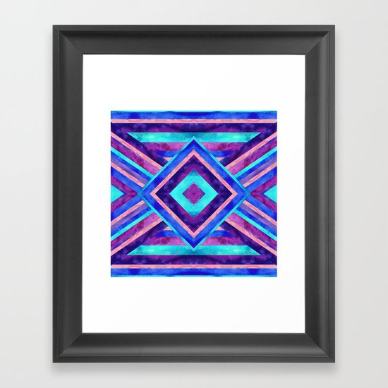 Sonata Framed Art Print