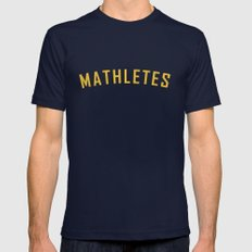 Mathletes - Mean Girls movie Mens Fitted Tee Navy SMALL
