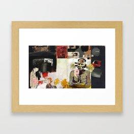 True Sense Framed Art Print