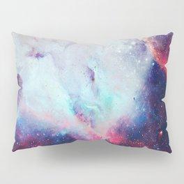 When the Universe Shine Pillow Sham