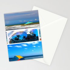 Sunglasses needed in paradise Stationery Cards