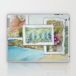 Calypso's Cave Laptop & iPad Skin