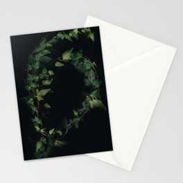 Hedera helix Stationery Cards