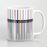 sound Mugs featuring Sound by Georgiana Paraschiv
