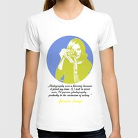 jessica lange T-shirts featuring Jessica Lange by BeeJL