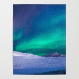 Aurora Borealis 1 Poster
