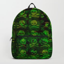 Poison Skull and XBones Backpack