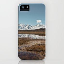 Mammoth Mountain Hotspring iPhone Case