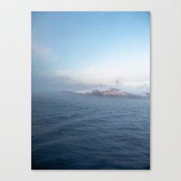 Sjörök 2 Canvas Print