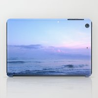moonrise iPad Cases featuring Moonrise by miranda stein