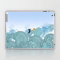 surfing 2 Laptop & iPad Skin