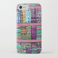 fabric iPhone & iPod Cases featuring FABRIC by Louisa Rogers