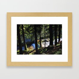 Karkonosze National Park Framed Art Print