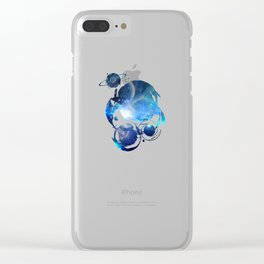 Intestellar Clear iPhone Case