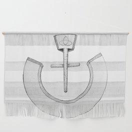 "Nazarene ""ن"" Wall Hanging"