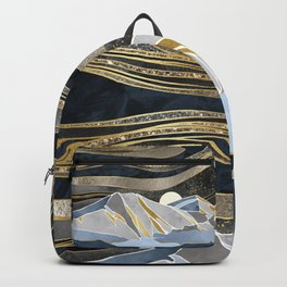 Metallic Sky Backpack