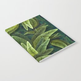 """Retro Tropical Tiki Fantasy 02"" Notebook"