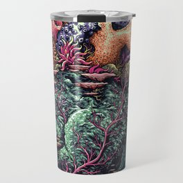 Poseidon's Heart Travel Mug