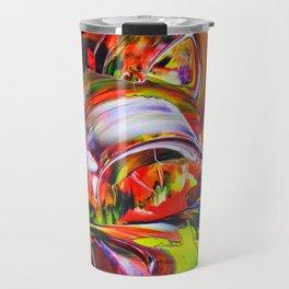 Abstract Perfection Travel Mug
