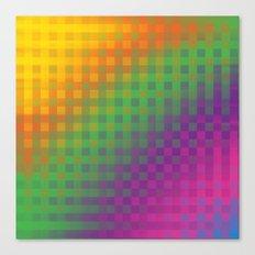 Color Check!  Canvas Print
