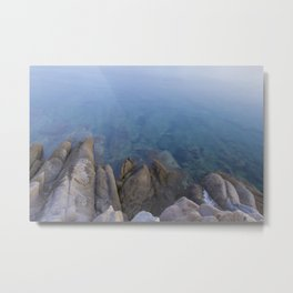 Sea of Greece 4 Metal Print