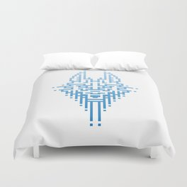 Frosted Hunter Duvet Cover