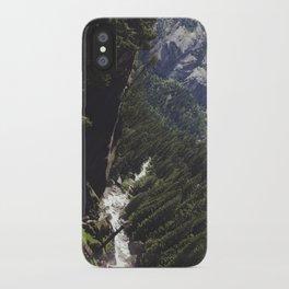 yosemite nature iPhone Case