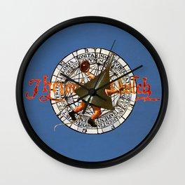 Bosch Funnel Man Wall Clock