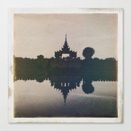 Burmese Memories #5 Canvas Print