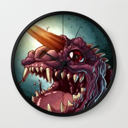 Baragon GMK Wall Clock