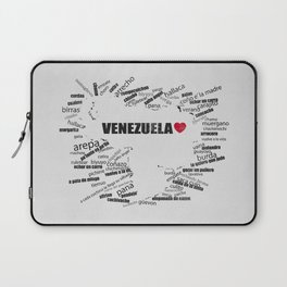 I love Venezuela Laptop Sleeve