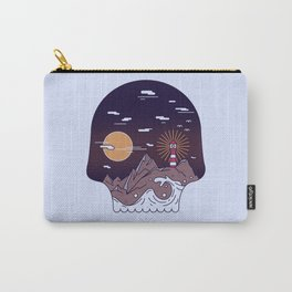Skull Pier Carry-All Pouch