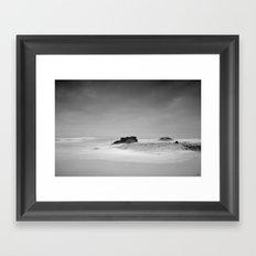 Thin Fog #5 Framed Art Print