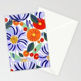 Alia #floral #illustration #botanical Stationery Cards