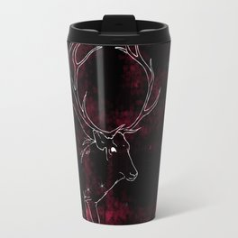 Stag in the Dusk Travel Mug
