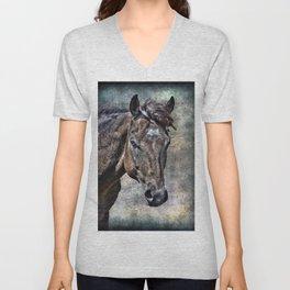The Horse Unisex V-Neck