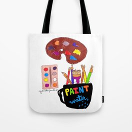 Artist Tools Tote Bag